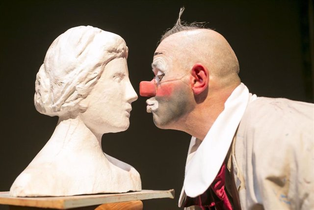 El payaso OriolO llega al Teatro Cánovas de Málaga con una versión clown de la historia del arte