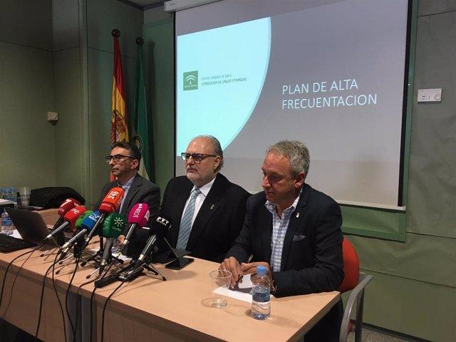[Medios.Sevilla.Csalud] Np: La Afluencia A Urgencias Se Incrementa Un 5,9% En Esta Última Semana