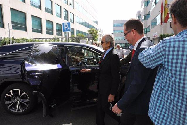 Juicio en Madrid contra el banquero Jaime Botín, acusado de un delito de contrab