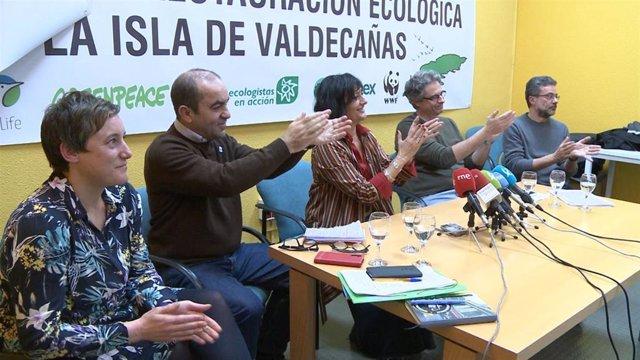Asociaciones ecologistas nacionales piden que se cumpla la ley en relación a Valdecañas