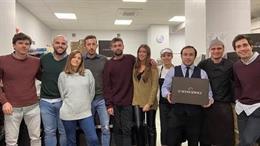 La startup Sevillana Le Room Service