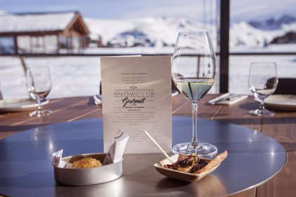 """Grandvalira retoma los eventos de su Snow Club Gourmet con el objetivo de seguir creando """"experiencias únicas"""""""
