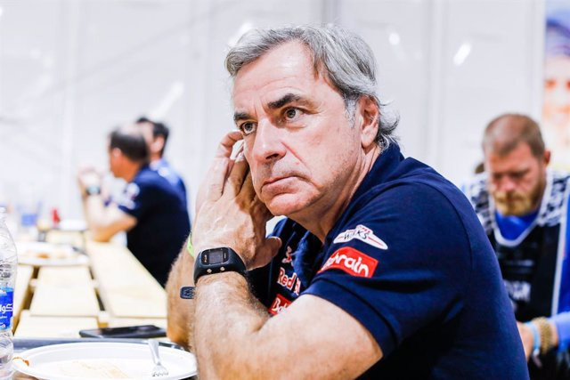 """Rally/Dakar.- Sainz: """"Ya hemos estado en estas situaciones y las canas sirven pa"""