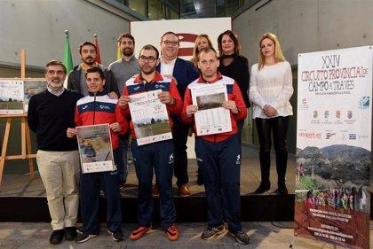 Setenta atletas discapacitados participarán en Moraleda de Zafayona (Granada) en el campeonato andaluz de campo a través