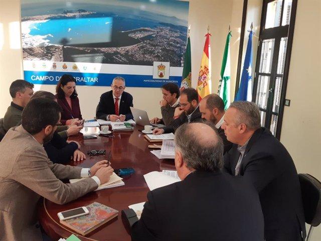 Consejo de Alcaldes en la Mancomunidad de Municipios del Campo de Gibraltar