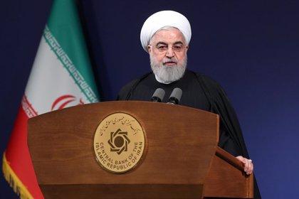 Rohani asegura que Irán enriquece más uranio que antes de la firma del acuerdo de 2015