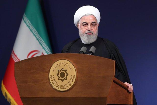Irán.- Rohani asegura que Irán enriquece más uranio que antes de la firma del ac