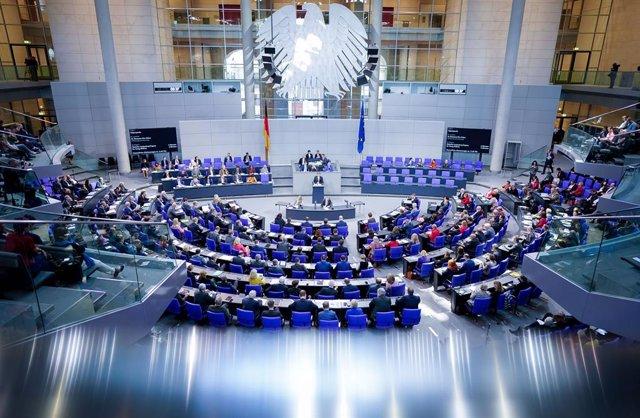 Alemania.- El Parlamento alemán rechaza la donación automática de órganos propue