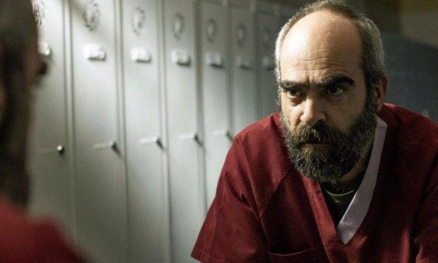 Luis Tosar como Mario en 'Quien a hierro mata'