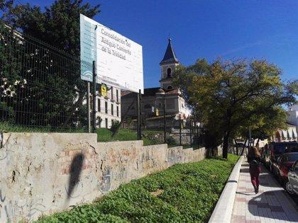 La Junta quiere por dar un uso multidisciplinar al Convento de la Trinidad de Málaga capital
