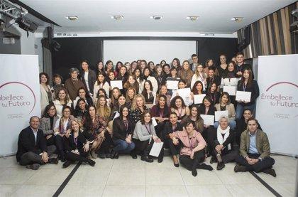 El programa de inserción laboral de L'Oréal España 'Embellece tu Futuro' celebra su quinta edición