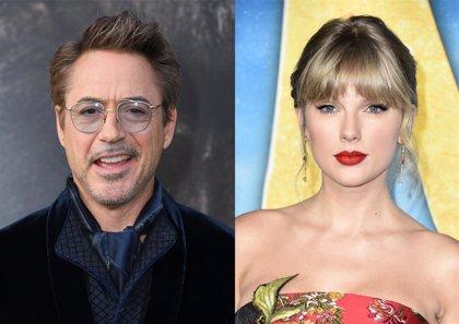 Robert Downey Jr. compara a Taylor Swift con las arañas que se comen a sus parejas
