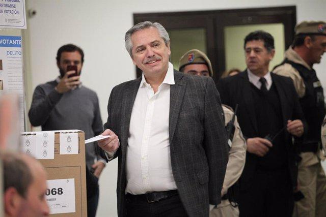Argentina.- Alberto Fernández elige Israel para su primer viaje al exterior como