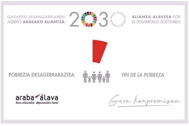 Álava impulsará este año acciones dirigidas a responder a los Objetivos de Desarrollo Sostenible y a la Agenda 2030