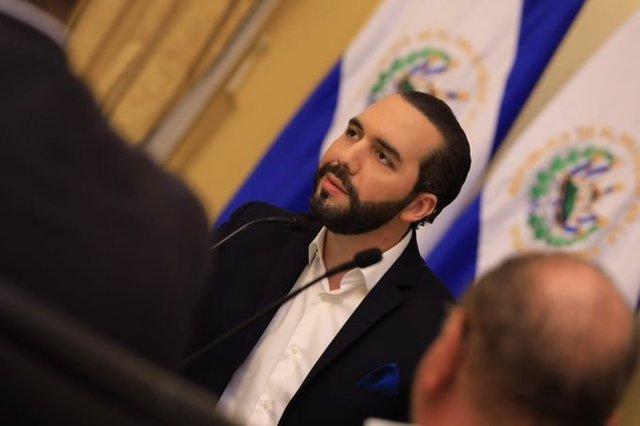 El Salvador.- Bukele arranca el año en El Salvador con el 91% de aprobación
