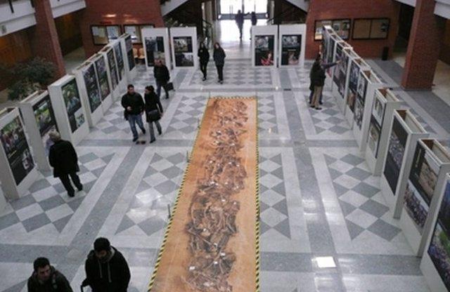 Exposición 'Exhumando Fosas, Recuperando Dignidades'