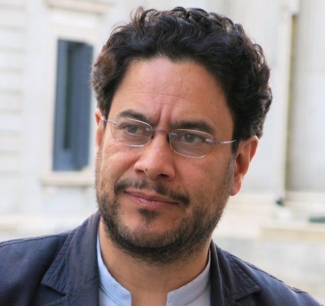 El senador colombiano Iván Cepeda