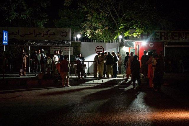 Afganistán.- Mueren cinco trabajadores de una empresa pública por la explosión d