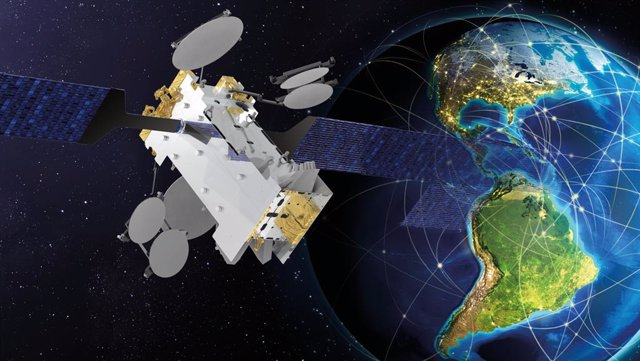 Satélite Amazonas Nexus 1 de Hispasat construido por Thales Alenia Space
