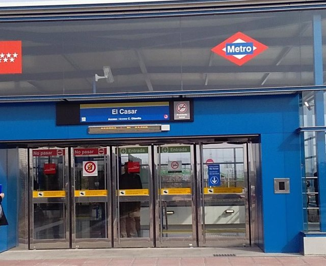 Metro El Casar