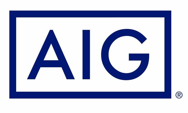 Nuevo logo de American International Group (AIG).