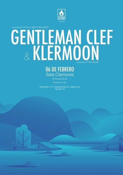 Gentleman Clef presentan disco el 6 de febrero en Madrid