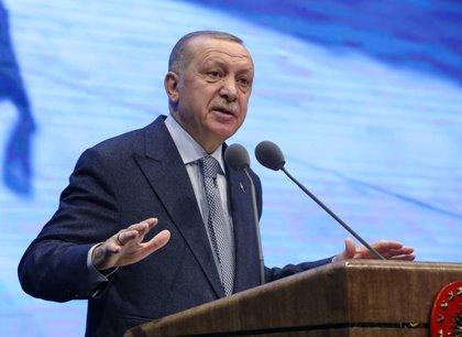 Erdogan anuncia que Turquía ha iniciado el envío de soldados a Libia para apoyar al gobierno de unidad