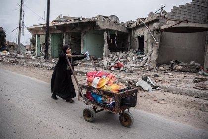 La ONU alerta de que los problemas burocráticos podrían paralizar la asistencia humanitaria en Irak