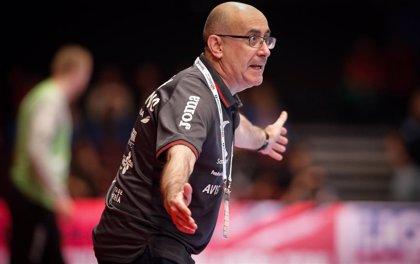 """Jordi Ribera: """"Era un partido que había que sacar y la gente ha estado metida"""""""