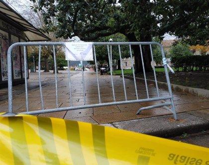 El temporal deja 400 incidencias en Galicia