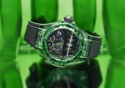 Hublot, Rado y Chopard arriesgan con el verde en sus exclusivos relojes