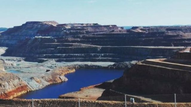 Parque minero de Huelva