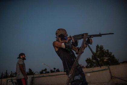 ACNUR alerta de que se están utilizando refugiados como combatientes en Libia