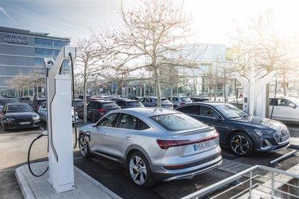 Audi invertirá 100 millones en la implantación de más de 4.500 puntos de carga para 2022