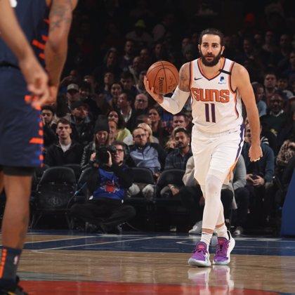 Ricky celebra su paternidad con su mejor partido del año con los Suns
