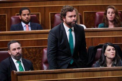 """De los Monteros responde a Echenique: """"Miedo me da cuando veo a ciertos especimenes de su partido en la cafetería"""""""