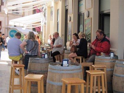 Los afiliados a la Seguridad Social en turismo en Galicia crecen un 2,4% en diciembre