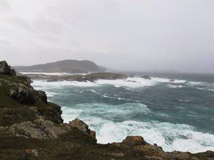 El paso del último episodio de lluvias y viento deja 126 l/m2 en Lousame y 116,1 en Val do Dubra (A Coruña)