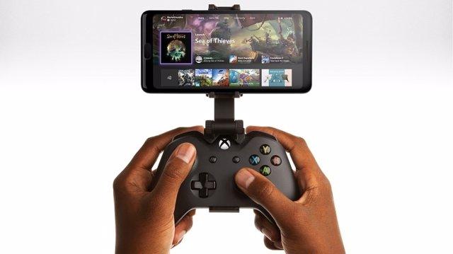 Xbox prueba en España Console Streaming, su servicio para jugar a Xbox One en mó