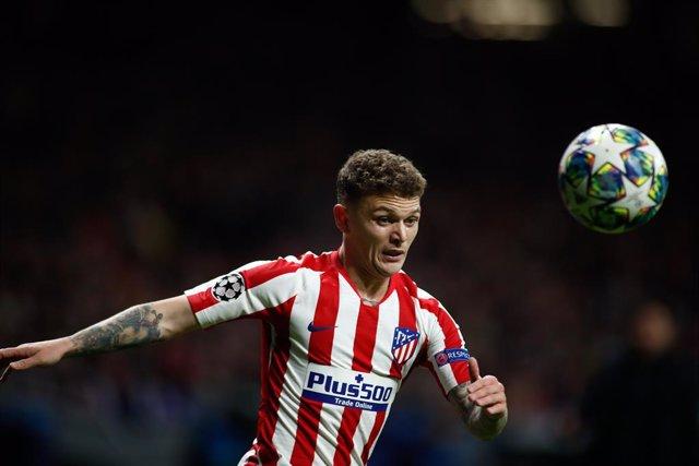 Fútbol.- El Atlético también pierde a Trippier por lesión para la visita a Ipuru