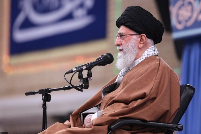 El líder suprem iranià, l'aiatol·là Ali Khamenei.