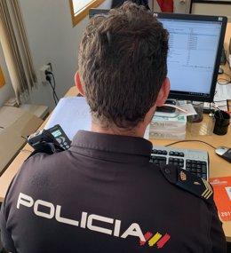 Policia Nacional investigació frau (Recurs)