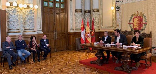 Ayuntamiento de Valladolid y Demuca crean el programa Rodríguez Bolaños para pro