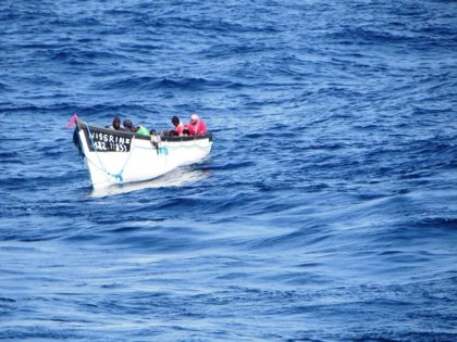Se multiplica por ocho el número de migrantes llegados a Canarias en patera en lo que va de 2020