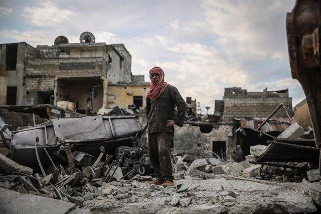 Consecuencias de un ataque en Idlib
