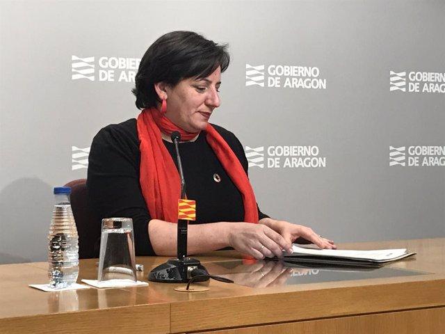"""Gobierno aragonés dice que """"no hay planeta B"""" y apoya la petición de fijar objet"""