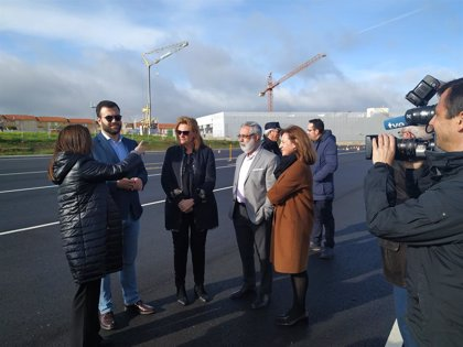 Eficiencia energética.- Cáceres estrena el nuevo centro de exámenes de la DGT en el que se ha invertido más de un millón de euros