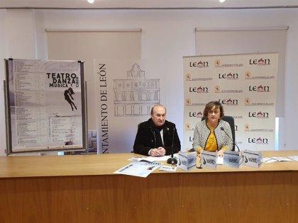 """El Auditorio Ciudad de León presenta una programación """"variada y de calidad"""" con más de una treintena de montajes"""
