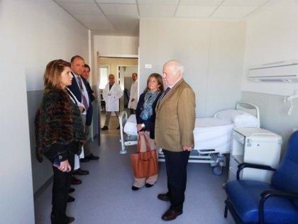 El Hospital de Jerez de la Frontera (Cádiz) pone en funcionamiento la nueva planta de Medicina Interna