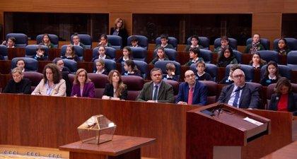 El presidente de la Asamblea anima a los jóvenes a comprometerse con las metas de los Objetivos de Desarrollo Sostenible
